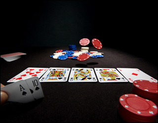pay some deposit to play an online casino game