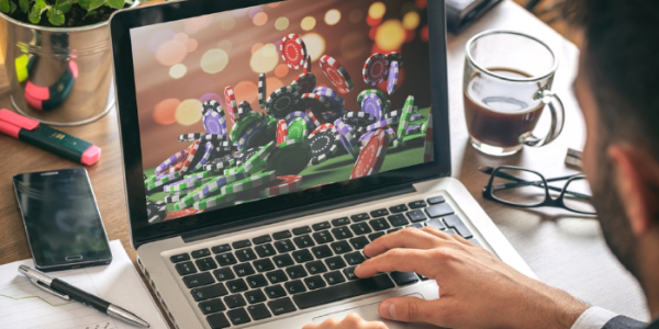 take the fun online by registering at online casino platforms.