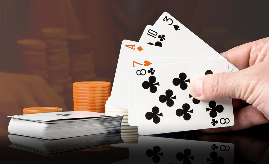 Play Online Poker for Real Money Fun