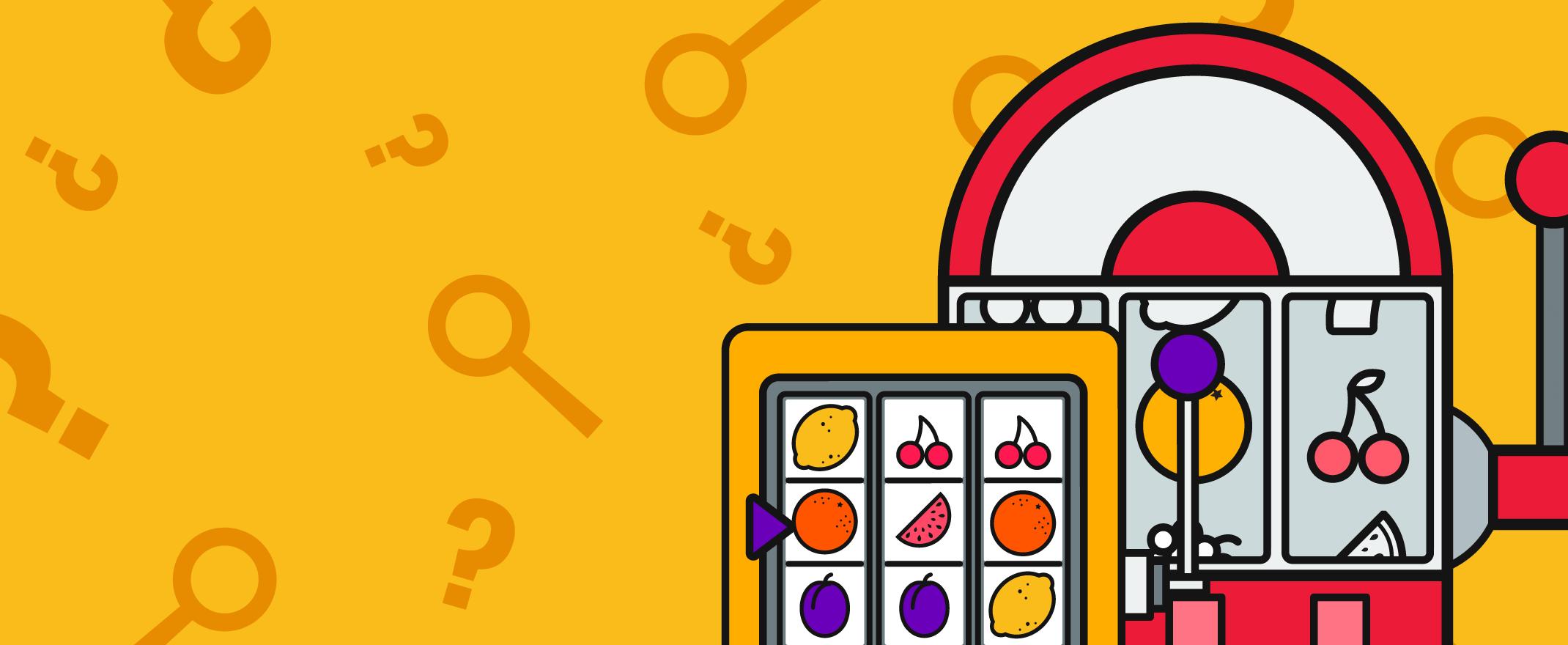 Slot gambling site license: